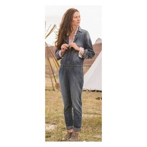 Driftwood Boom Town Jumpsuit